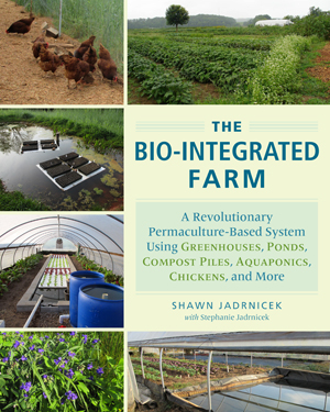 The Bio-Integrated Farm cover