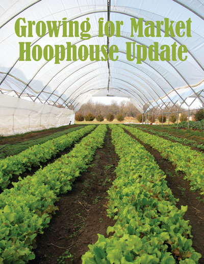 Hoophouse Update
