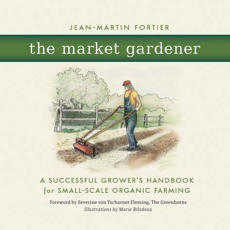cover of The Market Gardener