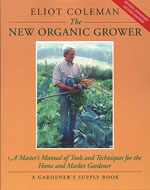 New Organic Grower book cover
